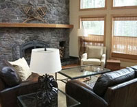 home staging by Enlightened Organizing, Canmore