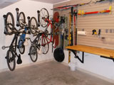 enlightened organizing garage sstorage installation in canmore homes