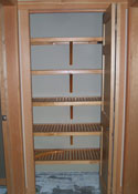 John Louis Home linen and pantry organizers