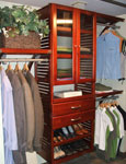 John Louis Home walk-in closets