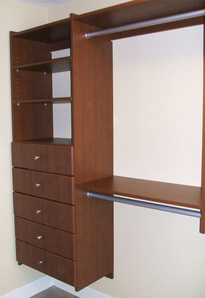 Solid Composite Closets